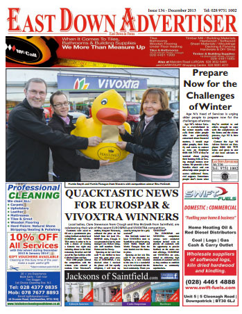East Down Advertiser - Issue 134